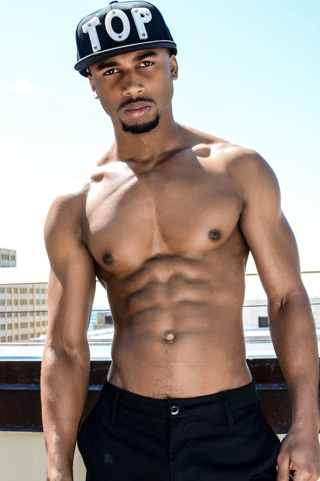 IMAGE AMPLIFIED EXCLUSIVE Ant Barnes in New Huntley Homme Collection 2015 by Calvin Brockington. Summer 2015, www.imageamplified.com, Image Amplified (17)