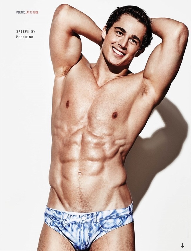 MASCULINE DOSAGE Pietro Boselli in Hot For Teacher for Attitude UK, June 2015. www.imageamplified.com, Image Amplified (5)