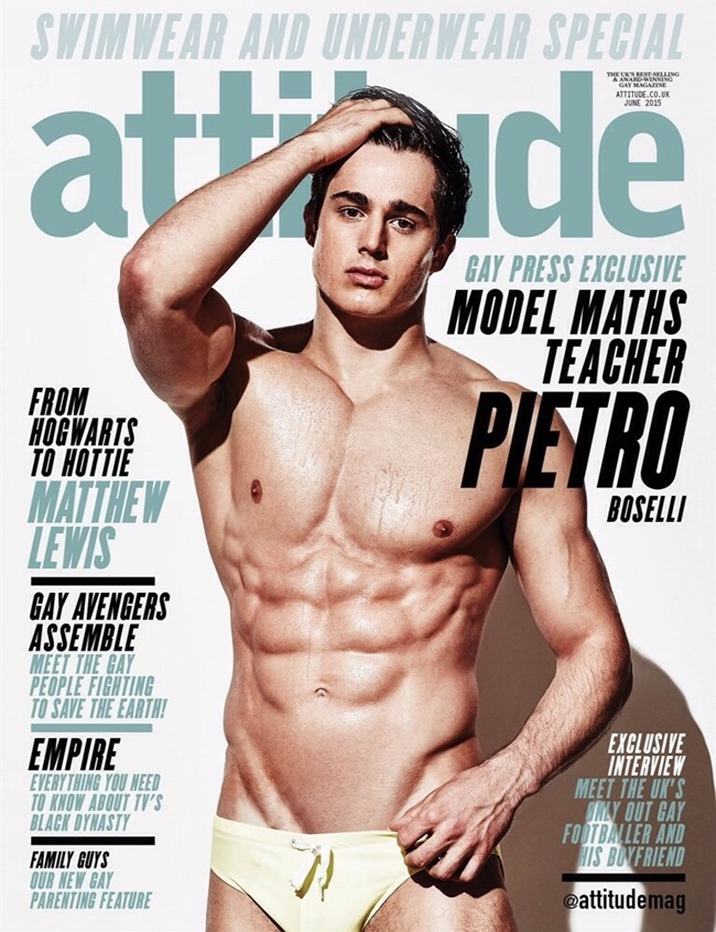 MASCULINE DOSAGE Pietro Boselli in Hot For Teacher for Attitude UK, June 2015. www.imageamplified.com, Image Amplified (9)