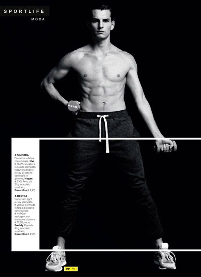 SPORTWEEK MAGAZINE Chris Folz by Marcello Arena. Carlo Ortenzi, Spring 2015, www.imageamplified.com, Image Amplified (4)