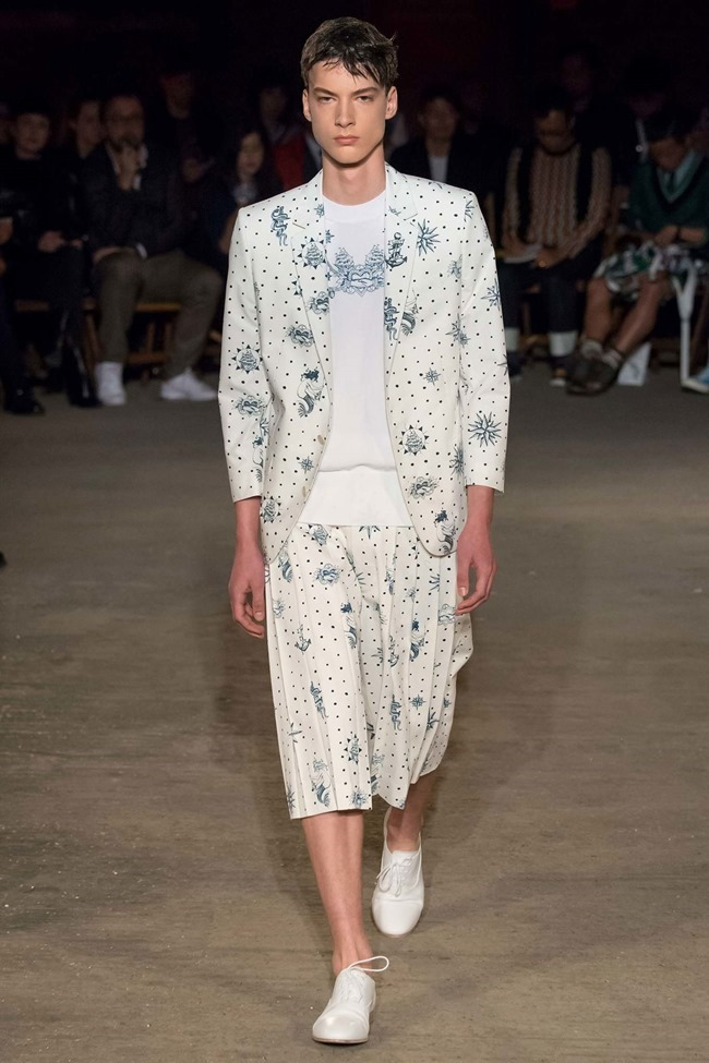 LONDON COLLECTIONS MEN Alexander McQueen Spring 2016. LCM, www.imageamplified.com, Image Amplified (4)