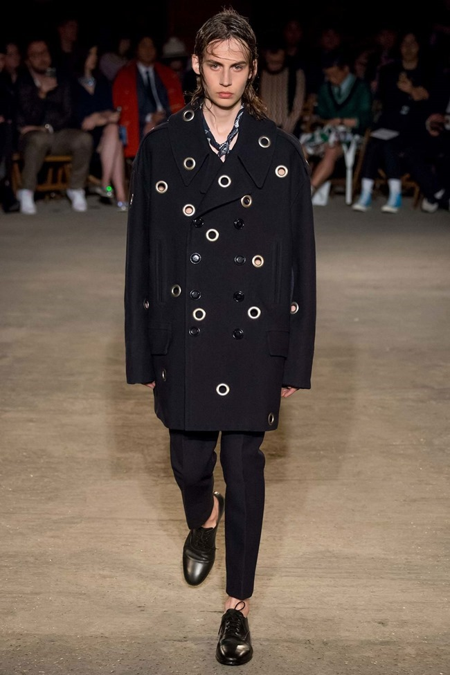 LONDON COLLECTIONS MEN Alexander McQueen Spring 2016. LCM, www.imageamplified.com, Image Amplified (16)