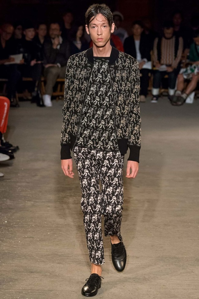 LONDON COLLECTIONS MEN Alexander McQueen Spring 2016. LCM, www.imageamplified.com, Image Amplified (17)