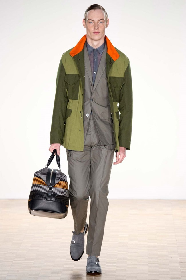 LONDON COLLECTIONS MEN Hardy Amies Spring 2016. LCM, www.imageamplified.com, Image Amplified (2)