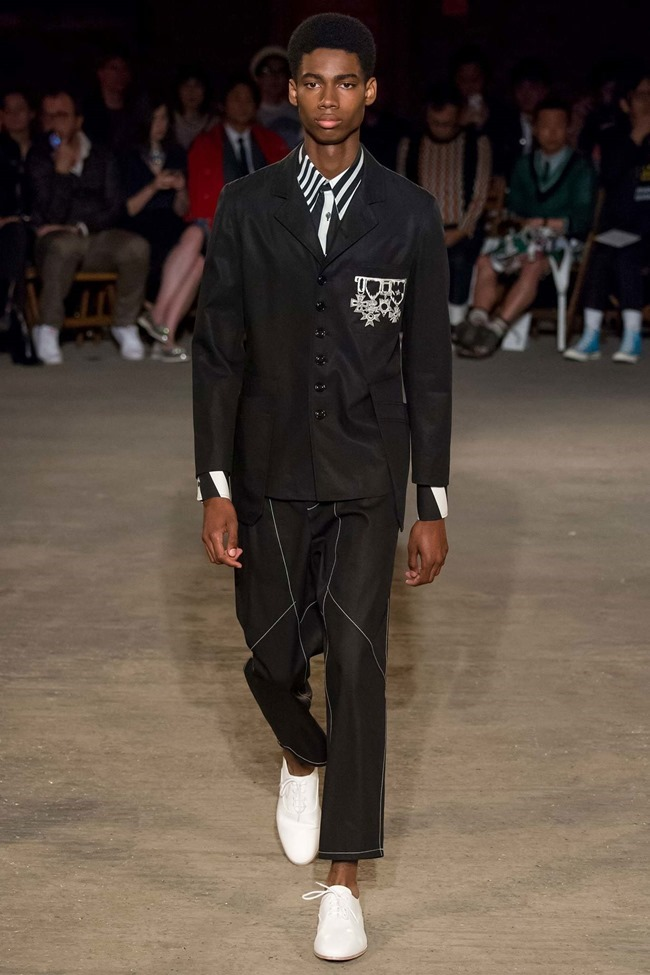 LONDON COLLECTIONS MEN Alexander McQueen Spring 2016. LCM, www.imageamplified.com, Image Amplified (23)