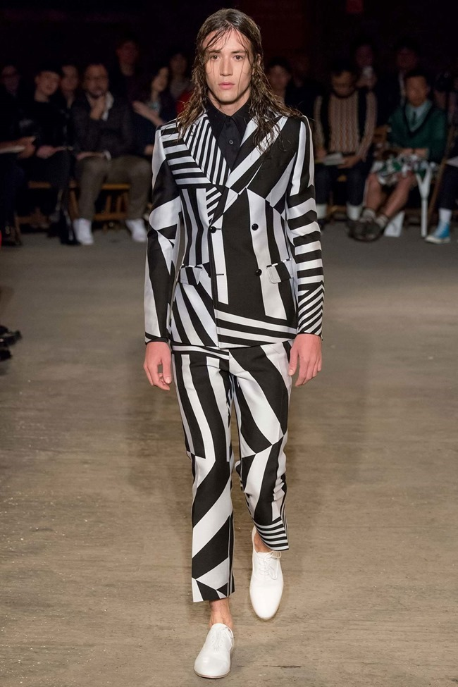 LONDON COLLECTIONS MEN Alexander McQueen Spring 2016. LCM, www.imageamplified.com, Image Amplified (24)