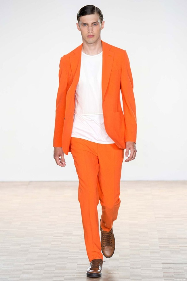 LONDON COLLECTIONS MEN Hardy Amies Spring 2016. LCM, www.imageamplified.com, Image Amplified (3)