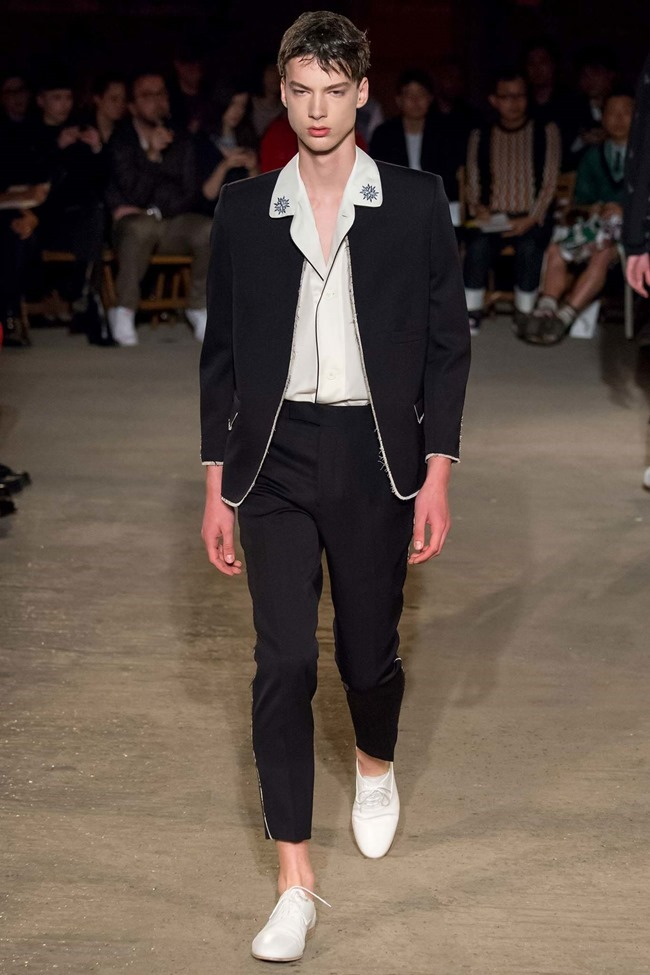 LONDON COLLECTIONS MEN Alexander McQueen Spring 2016. LCM, www.imageamplified.com, Image Amplified (27)