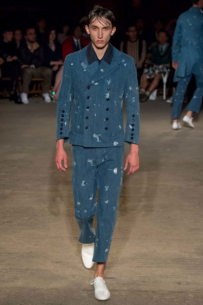 LONDON COLLECTIONS MEN Alexander McQueen Spring 2016. LCM, www.imageamplified.com, Image Amplified (31)