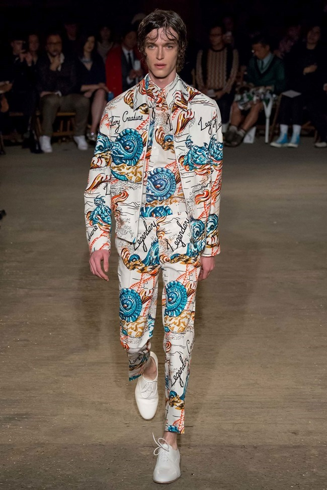 LONDON COLLECTIONS MEN Alexander McQueen Spring 2016. LCM, www.imageamplified.com, Image Amplified (32)