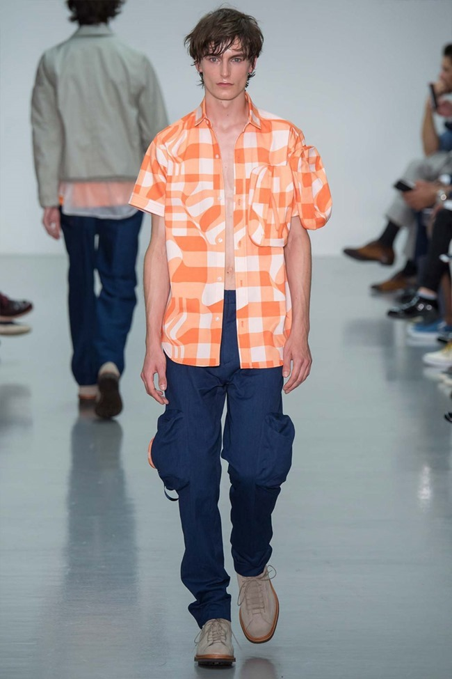 LONDON COLLECTIONS MEN Lou Dalton Spring 2016. LCM, www.imageamplified.com, Image Amplified (14)