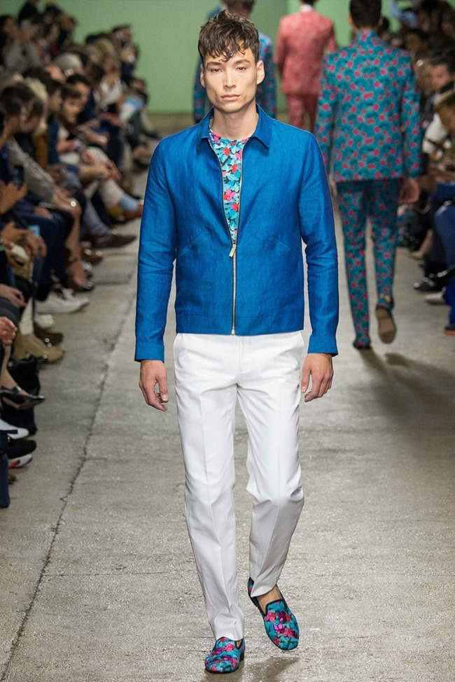 LONDON COLLECTIONS MEN Richard James Spring 2016. LCM, www.imageamplified.com, Image Amplified (13)