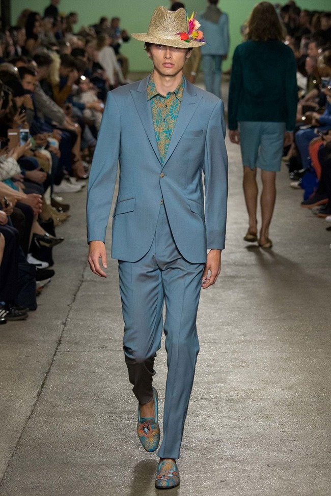 LONDON COLLECTIONS MEN Richard James Spring 2016. LCM, www.imageamplified.com, Image Amplified (23)