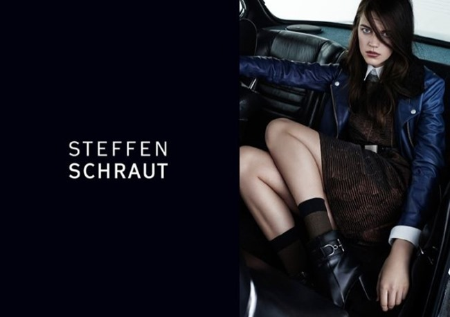 CAMPAIGN Antonia Wesseloh for Steffen Schraut Fall 2015 by Alexx & Anton. www.imageamplified.com, Image Amplified (4)