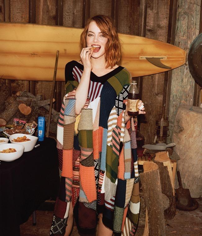 WSJ MAGAZINE Emma Stone by Angelo Pennetta. Francesca Burns, August 2015, www.imageamplified.com, Image Amplified (2)