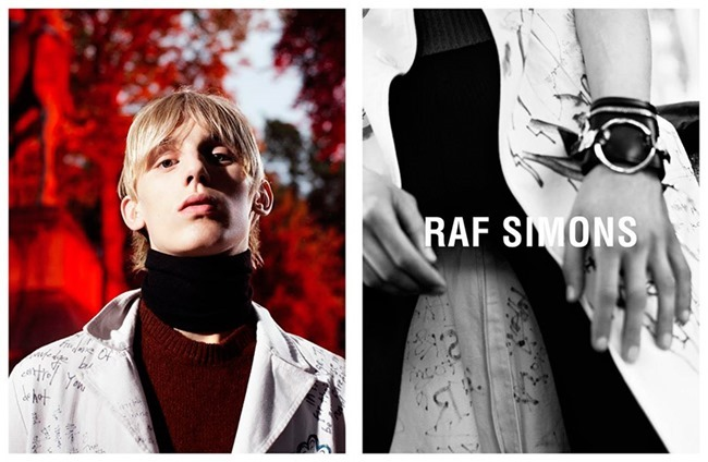 CAMPAIGN Raf Simons Fall 2015 by Willy Vanderperre. Olivier Rizzo, www.imageamplified.com, Image Amplified (5)