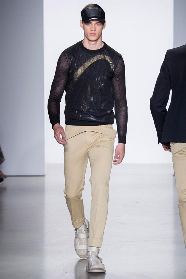 MILAN FASHION WEEK Calvin Klein Spring 2016. www.imageamplified.com, Image Amplified (2)