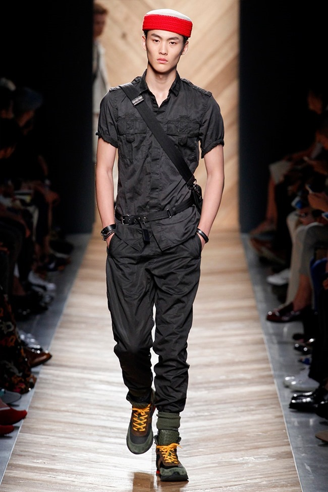 MILAN FASHION WEEK Bottega Veneta Spring 2016. www.imageamplified.com, Image Amplified (14)