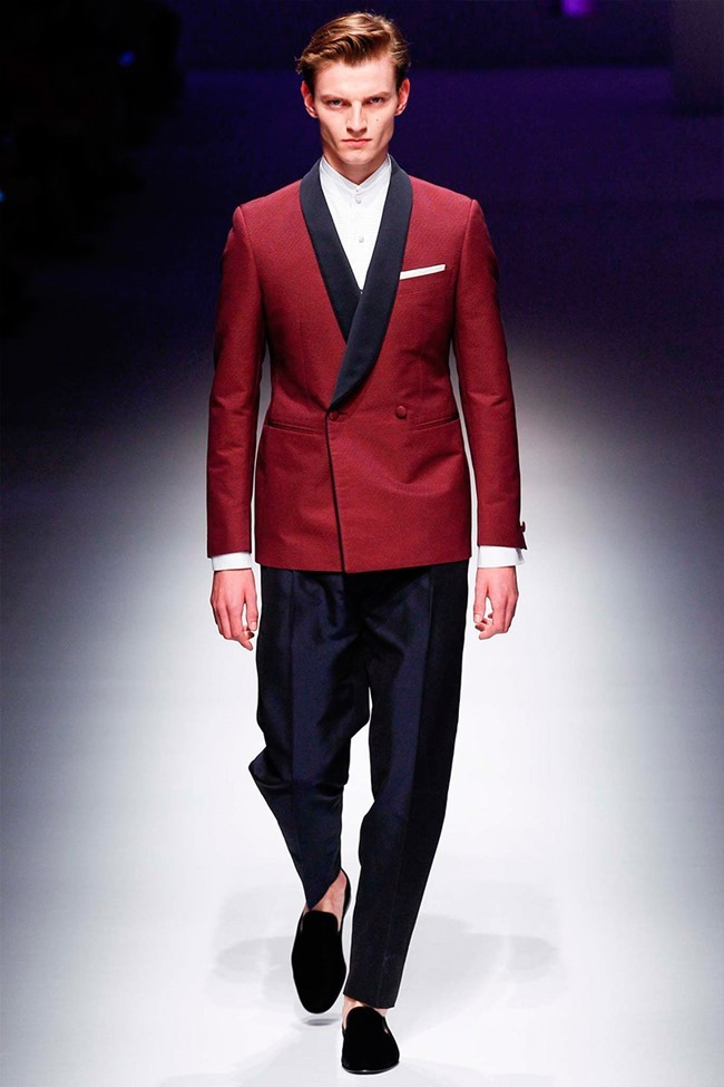 MILAN FASHION WEEK Canali Spring 2016. www.imageamplified.com, Image Amplified (40)