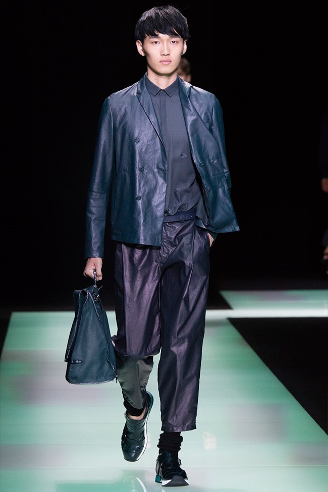 MILAN FASHION WEEK Emporio Armani Spring 2016. www.imageamplified.com, Image Amplified (21)