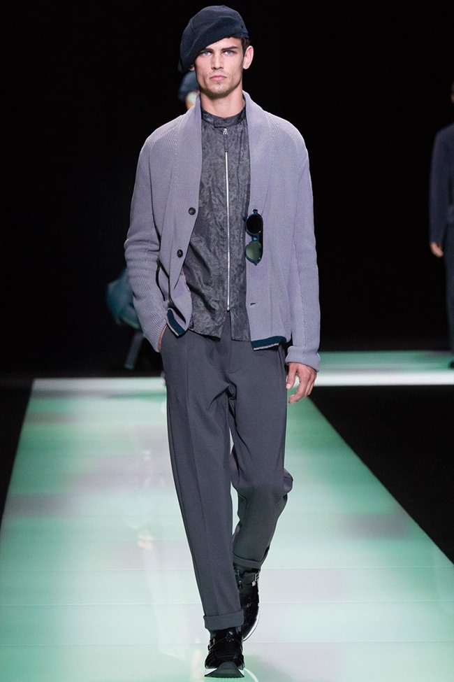MILAN FASHION WEEK Emporio Armani Spring 2016. www.imageamplified.com, Image Amplified (28)