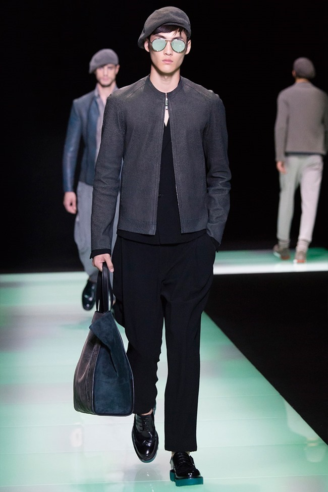 MILAN FASHION WEEK Emporio Armani Spring 2016. www.imageamplified.com, Image Amplified (30)