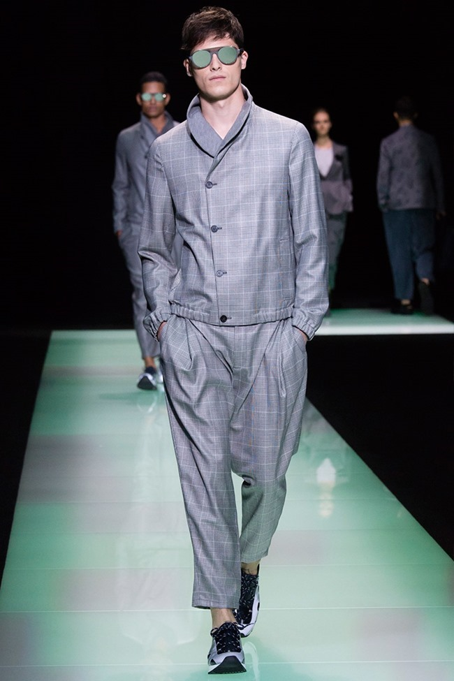 MILAN FASHION WEEK Emporio Armani Spring 2016. www.imageamplified.com, Image Amplified (41)