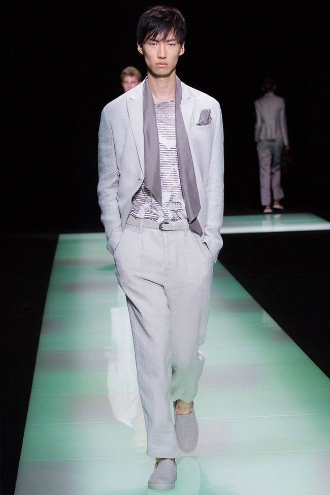 MILAN FASHION WEEK Emporio Armani Spring 2016. www.imageamplified.com, Image Amplified (46)