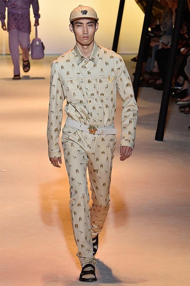 MILAN FASHION WEEK Versace Spring 2016. www.imageamplified.com, Image Amplified (18)