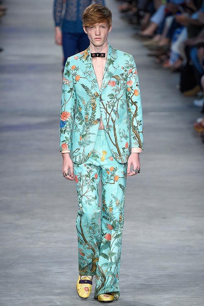 MILAN FASHION WEEK Gucci Spring 2016. www.imageamplified.com, Image Amplified (15)