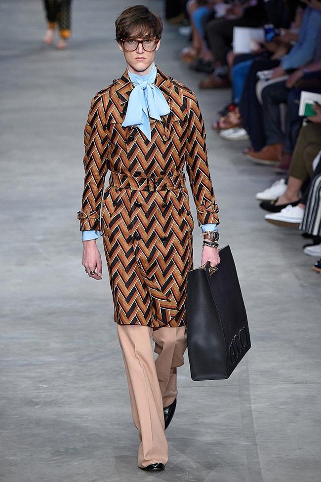 MILAN FASHION WEEK Gucci Spring 2016. www.imageamplified.com, Image Amplified (24)