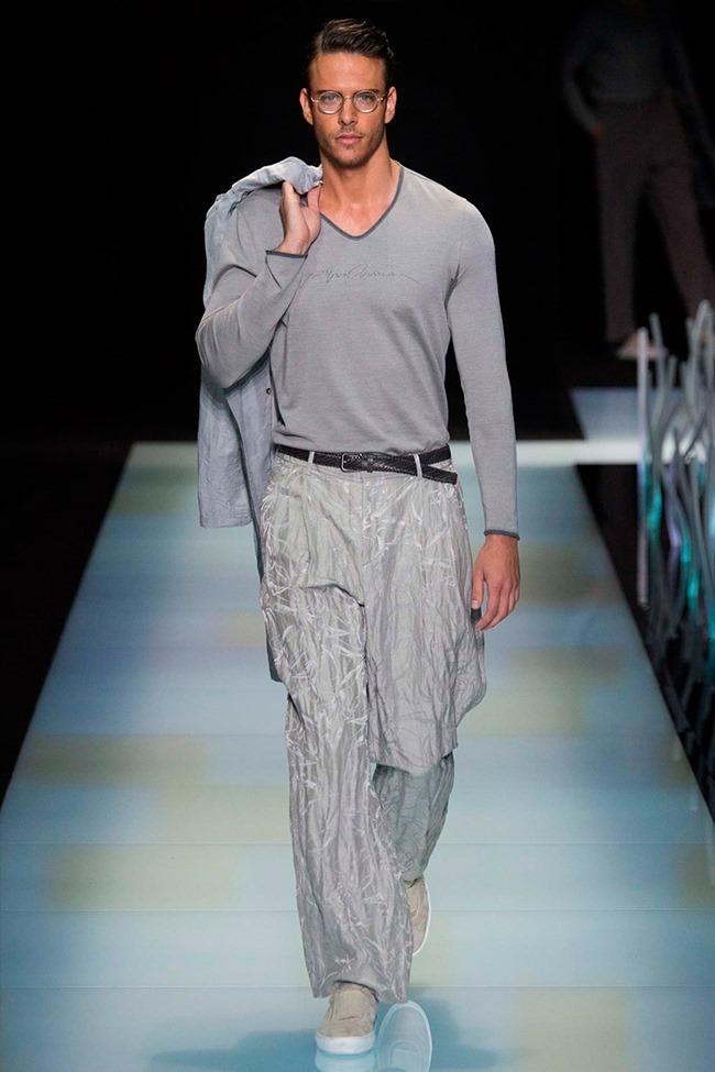 MILAN FASHION WEEK Giorgio Armani Spring 2016. www.imageamplified.com, Image Amplified (39)