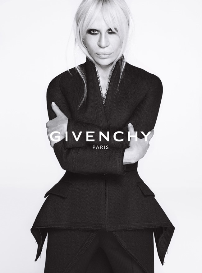 CAMPAIGN Givenchy Fall 2015 by Mert & Marcus. CArine Roitfeld, www.imageamplified.com, Image Amplified (5)