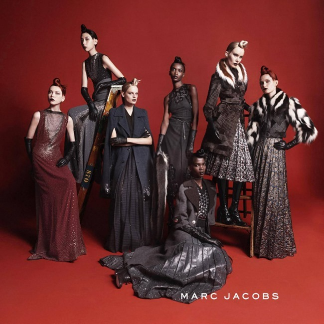 CAMPAIGN Marc Jacobs Fall 2015 by David Sims. Katie Grand, www.imageamplified.com, Image Amplified (2)