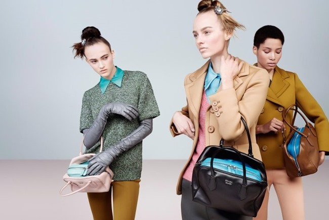 CAMPAIGN Prada Fall 2015 by Steven Meisel. Olivier Rizzo, www.imageamplified.com, Image Amplified (1)