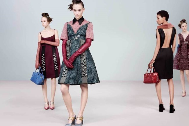 CAMPAIGN Prada Fall 2015 by Steven Meisel. Olivier Rizzo, www.imageamplified.com, Image Amplified (2)