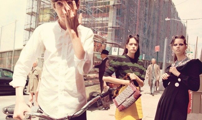 CAMPAIGN Miu Miu Fall 2015 by Steven Meisel. www.imageamplified.com, Image Amplified (4)