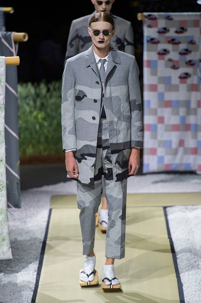 PARIS FASHION WEEK Thom Browne Spring 2016. www.imageamplified.com, Image Amplified (14)