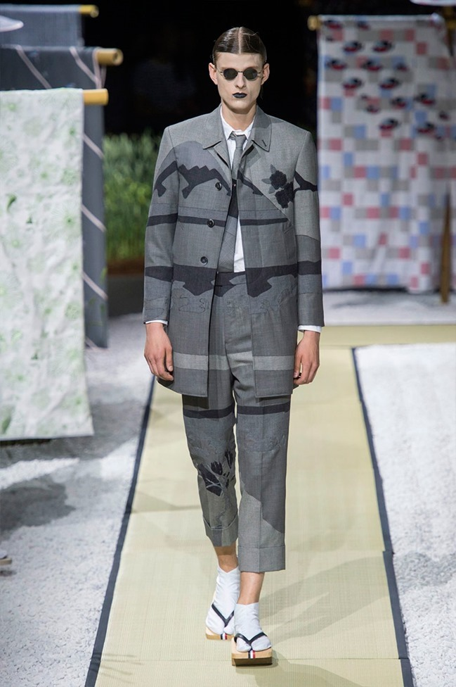 PARIS FASHION WEEK Thom Browne Spring 2016. www.imageamplified.com, Image Amplified (15)