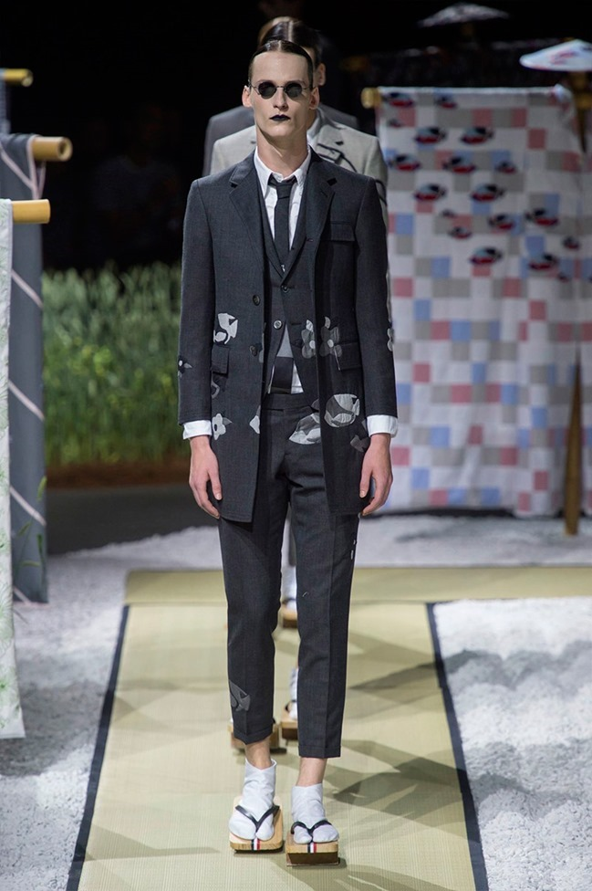 PARIS FASHION WEEK Thom Browne Spring 2016. www.imageamplified.com, Image Amplified (17)