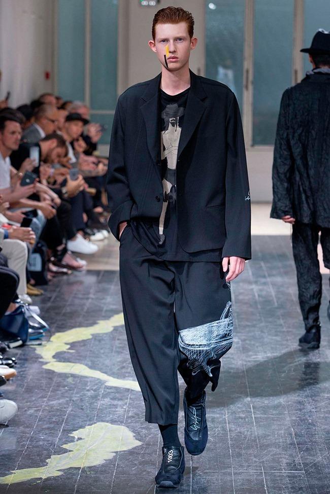 PARIS FASHION WEEK Yohji Yamamoto Spring 2016. www.imageamplified.com, Image Amplified (32)