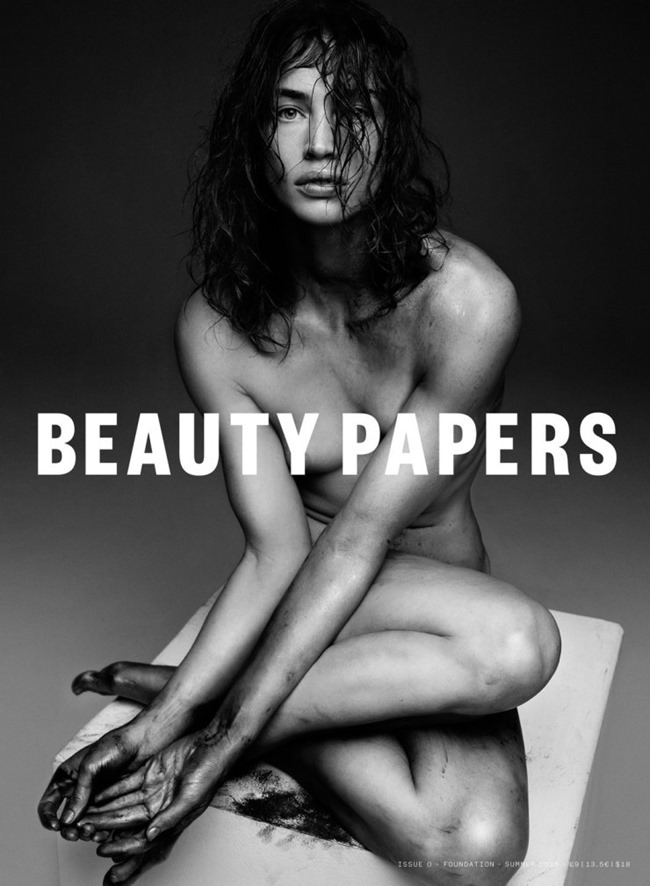 BEAUTY PAPERS MAGAZINE Crista Cober by Miguel Reveriego. Ada Kokosar, Summer 2015, www.imageamplified.com, Image Amplified (3)
