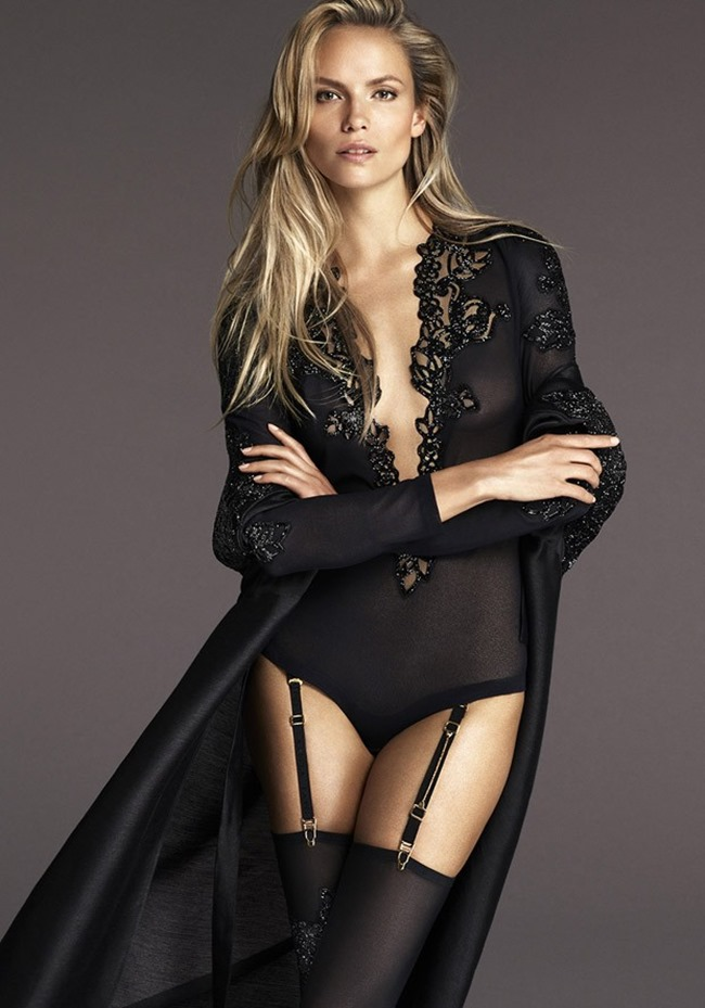 CAMPAIGN La Perla Fall 2015 by Mert & Marcus. Ludivine Poiblanc, www.imageamplified.com, Image Amplified (5)
