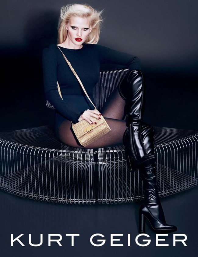CAMPAIGN Lara Stone for Kurt Geiger Fall 2015 by Erik Torstensson. www.imageamplified.com, Image Amplified (8)