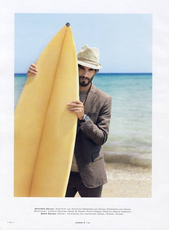 HOMME MAGAZINE GREECE Yiorgos Karavas by Bill Georgussis. Summer 2015, www.imageamplified.com, Image Amplified (8)