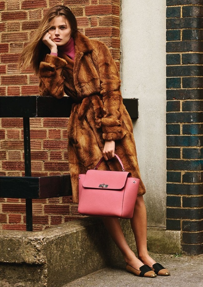 CAMPAIGN Edita Vilkeviciute & Clement Chabernaud for Bally Fall 2015 by Alasdair McLellan. www.imageamplified.com, Image Amplified (13)