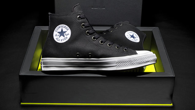 FASHION UPDATE: Chuck Taylor All Star II. Image Amplified www.imageamplified.com