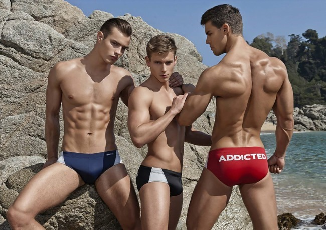 CAMPAIGN Addicted Underwear x Bel Ami Soaked & Loaded 2015 Collection by Dylan Rosser. www.imageamplified.com, Image Amplified (8)