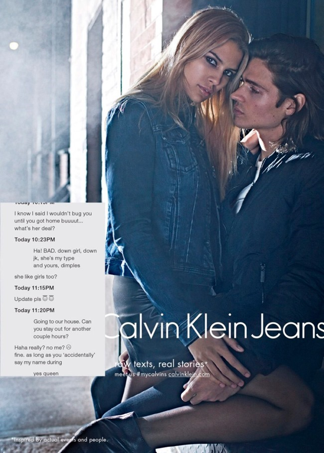 CAMPAIGN Calvin Klein Jeans Fall 2015 by Mario Sorrenti. www.imageamplified.com, Image Amplified (8)