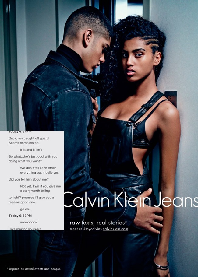 CAMPAIGN Calvin Klein Jeans Fall 2015 by Mario Sorrenti. www.imageamplified.com, Image Amplified (7)